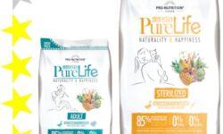 Корм для кошек Pure Life: отзывы, разбор состава, цена