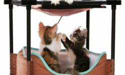 Лежаки для кошек: ТОП 8 товаров [рейтинг, цены, отзывы]