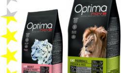 Корм для кошек Optima Nova: отзывы и разбор состава