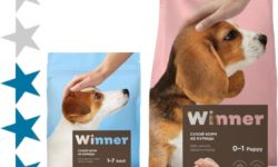 Корм для собак Winner: отзывы, разбор состава, цена
