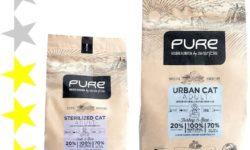 Корм для кошек Pure by Avantis: отзывы, разбор состава