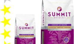 Корм для кошек Summit: отзывы, разбор состава, цена