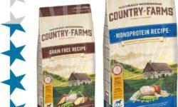 Корм для собак Country Farms: отзывы, состав, цена