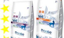 Корм для кошек VetSolution: отзывы, разбор состава, цена