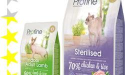 Корм для кошек Profine: отзывы, разбор состава, цена