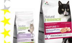 Корм для кошек Trainer: отзывы, разбор состава, цена