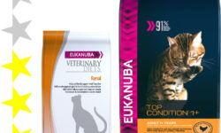 Корм для кошек Eukanuba: отзывы и разбор состава