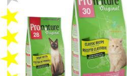 Корм для кошек Pronature Original: отзывы и разбор состава