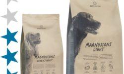 Корм для собак Magnussons: отзывы, разбор состава, цена