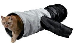 Игровые тоннели для кошек: ТОП 7 товаров [рейтинг, цены, отзывы]