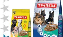 Корм для собак Трапеза: отзывы, разбор состава, недостатки
