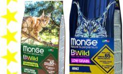 Корм для кошек Monge BWild: отзывы, разбор состава, цена