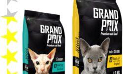 Корм для кошек Grand Prix: отзывы и разбор состава