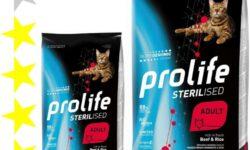 Корм для кошек Prolife: отзывы, разбор состава, цена