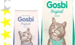 Корм для кошек Gosbi Original: отзывы, разбор состава, цена