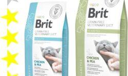 Корм для кошек Brit Veterinary Diet: отзывы, разбор состава