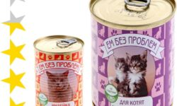 Корм для кошек «Ем без проблем»: отзывы, разбор состава