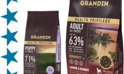 Корм для собак Grandin holistic: отзывы и разбор состава