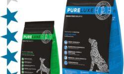 Корм для собак PureLuxe: отзывы, разбор состава, цена
