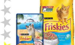 Корм для кошек Friskies: отзывы и разбор состава