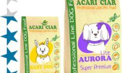 Корм для собак Acari Ciar: отзывы и разбор состава