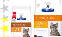Корм Hill's Prescription Diet для кошек: отзывы и разбор состава