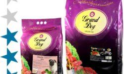 Корм для собак Grand Dog: отзывы, разбор состава, цена