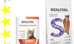 Корм для кошек Mealfeel: отзывы, разбор состава, цена