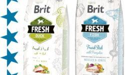 Корм для собак Brit Fresh: отзывы и разбор состава