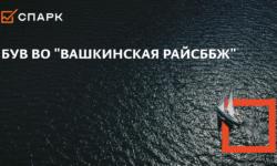 """БУВ ВО """"ВАШКИНСКАЯ РАЙСББЖ"""""""