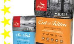 Корм для кошек Orijen: отзывы, разбор состава, цена