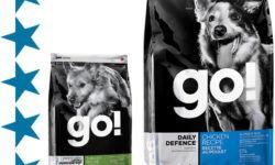 Корм для собак GO: отзывы, разбор состава, цена