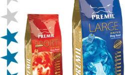 Корм для собак Premil: отзывы, разбор состава, цена