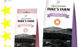 Корм для кошек Dukes Farm: отзывы и разбор состава