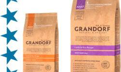 Корм для собак Grandorf: отзывы, разбор состава, цена