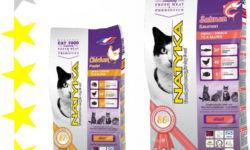 Корм для кошек Natyka: отзывы, разбор состава, цена
