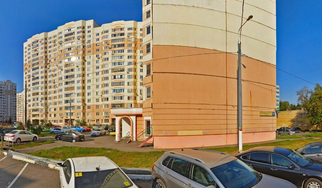 Новоподрезково-Вет на Новозаводской