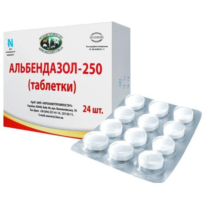 Препарат Альбендазол: особенности применения и отзывы